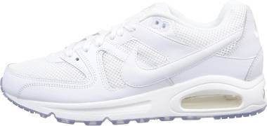 Nike Air Max Command - White / White / White