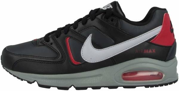 Nike Air Max Command - Black / Wolf Grey / Anthracite / Noble Red
