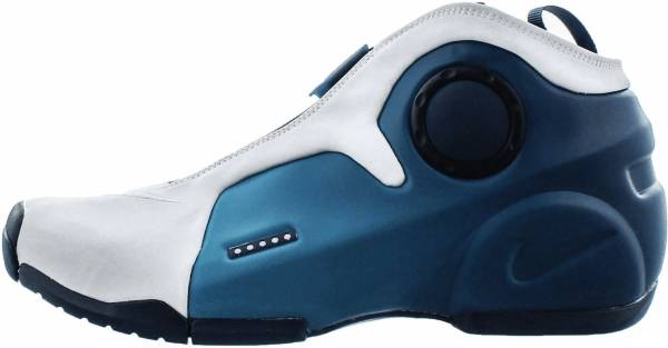Nike Air Flightposite 2 - White Midnight Blue 100 (CD7399100)