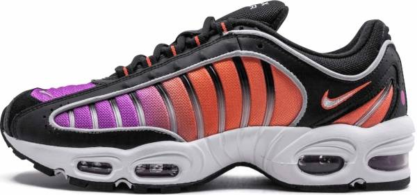 Nike Air Max Tailwind IV - Black/White Bright Crimson