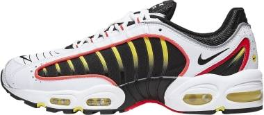 Nike Air Max Tailwind IV - Black White Bright Crimson 109 (AQ2567109)