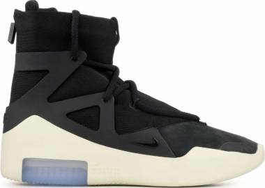 Nike Air Fear Of God 1 - Schwarz Schwarz