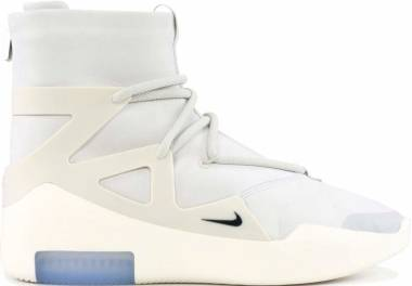 Nike Air Fear Of God 1 - Light Bone / Black