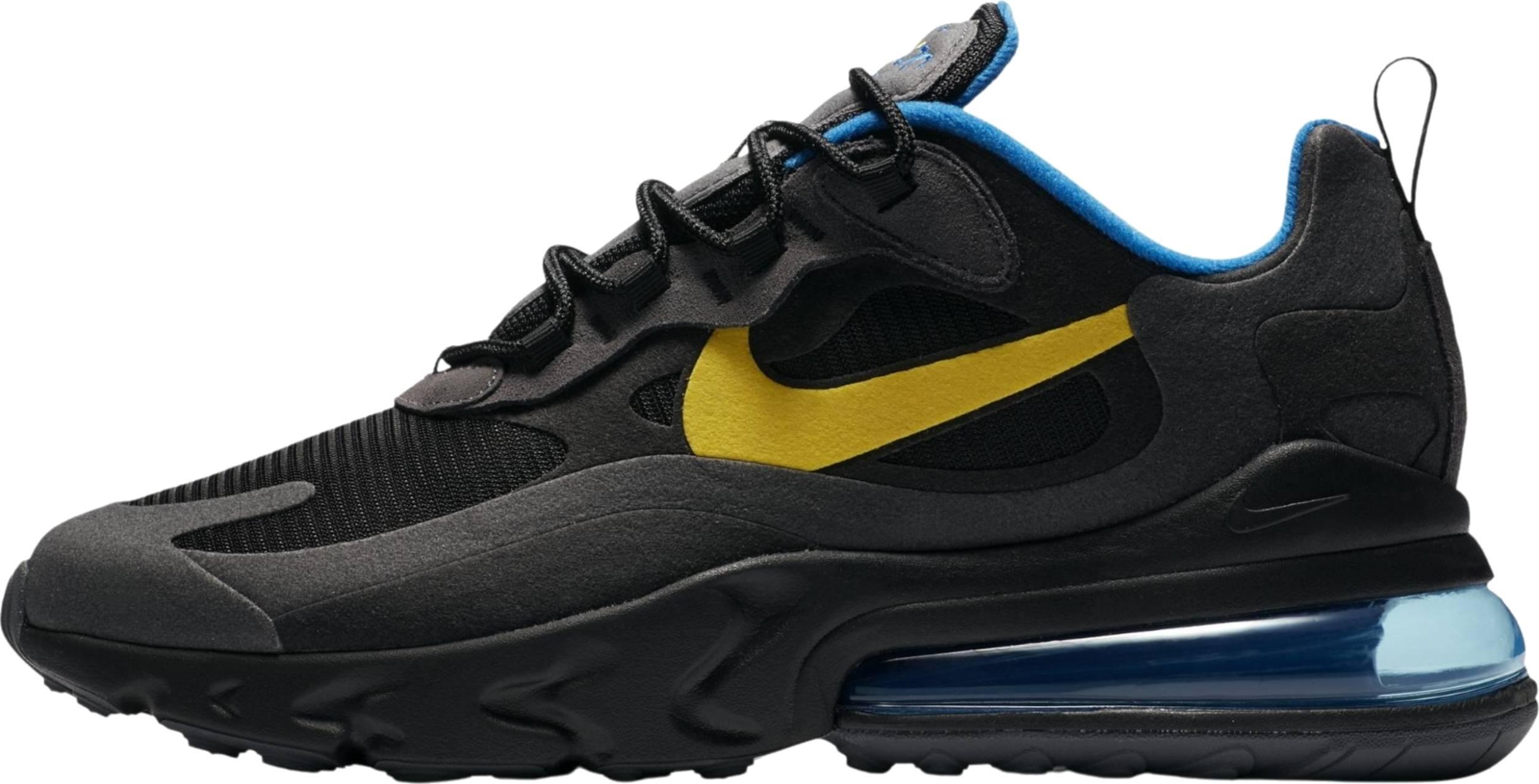 Nike Air Max 270 React sneakers in 20 colors (only $98)   RunRepeat