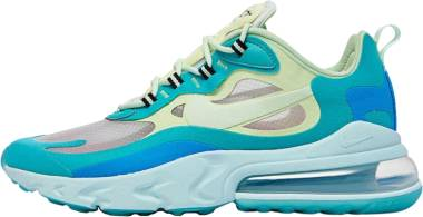 Nike Air Max 270 React - Hyper Jade Frosted Spruce Barely Volt (AO4971301)