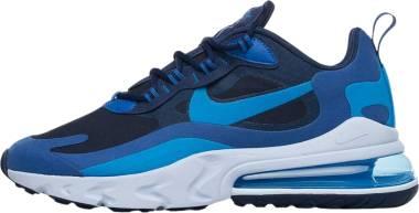 Nike Air Max 270 React - Blue Void Photo Blue Game Royal (AO4971400)