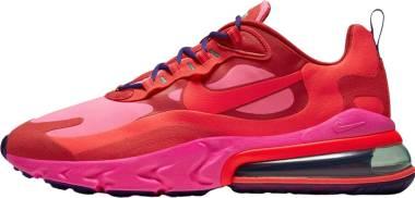 Nike Air Max 270 React - Mystic Red Bright Crimson Pink Blast (AT6174600)
