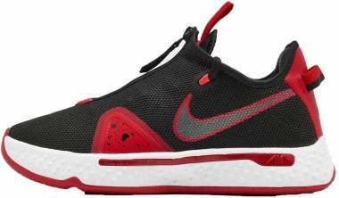 Nike PG 4 - Negro University Red Blanco (CD5079003)