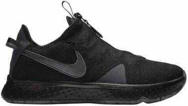 Nike PG 4 - Black/Metallic Dark Grey-black (CD5079005)