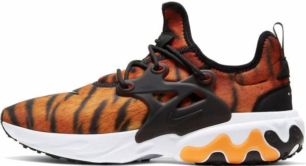 Nike React Presto Premium - Magma Orange/Black-white
