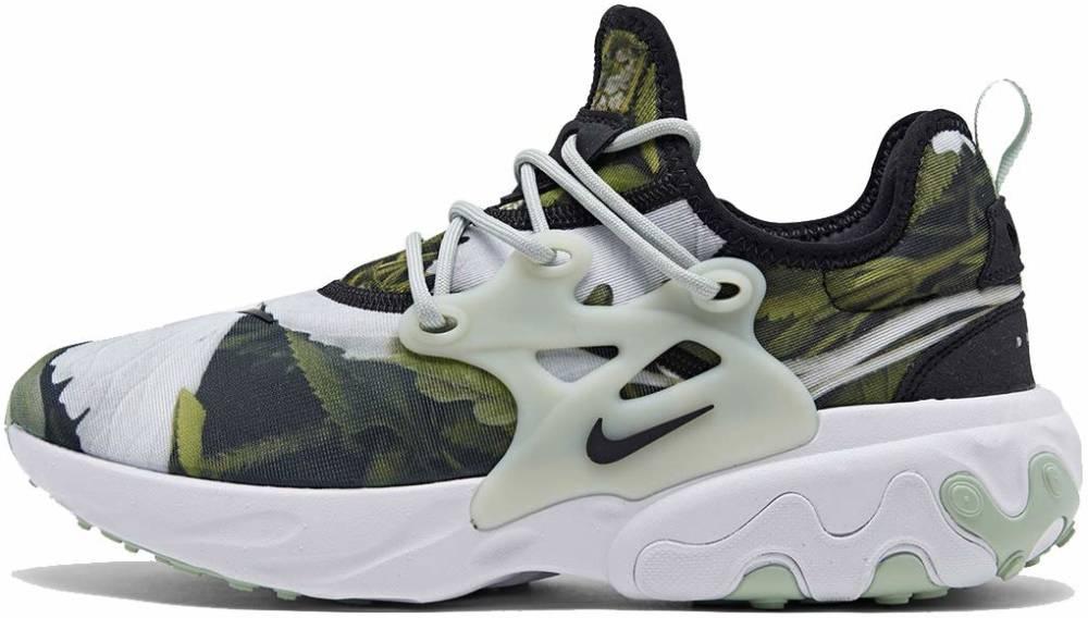 Nike React Presto Premium sneakers in 4 colors (only $100) | RunRepeat