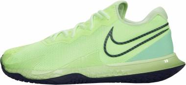 NikeCourt Air Zoom Vapor Cage 4 - Ghost Green Blackened Blue Barely Volt (CD0424302)