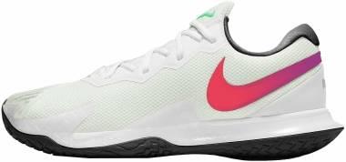NikeCourt Air Zoom Vapor Cage 4 - Summit White/White-black-electro Green (CD0424103)