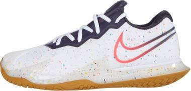 NikeCourt Air Zoom Vapor Cage 4 - White (CD0424105)