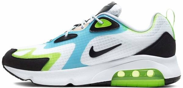 Nike Air Max 200 SE sneakers in white (only $95) | RunRepeat