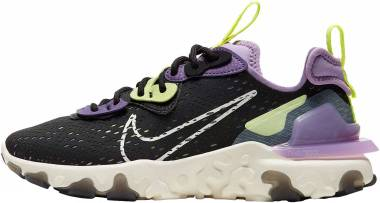 Nike React Vision - Black Sail Dk Smoke Grey Gravity Purple (CD4373002)