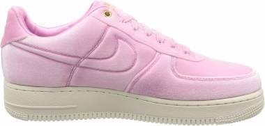 Nike Air Force 1 07 Premium - Pink Rise Pink Rise Sail Metallic Gold