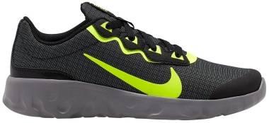 Nike Explore Strada - Black/Volt-anthracite-pure Platinum (CD7093006)