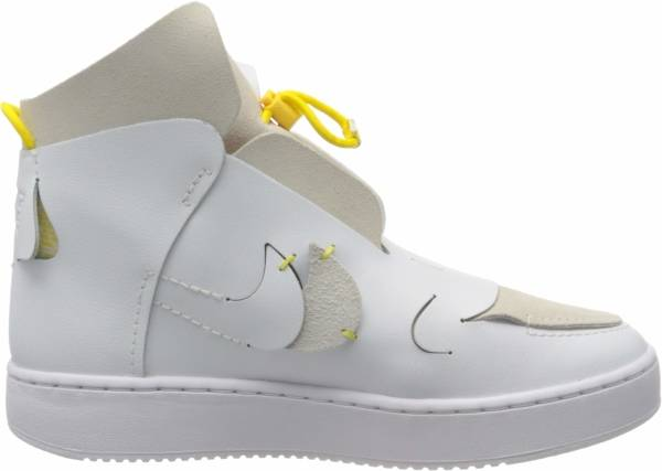 Nike Vandalised - White White Chrome Yellow Black