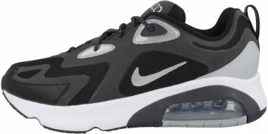 Nike Air Max 200 Winter - Anthracite Metallic Silver Black White (BV5485008)
