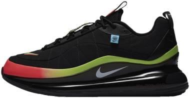 Nike MX-720-818 - Black White Green Strike Flash Crimson Blue Fury Off Noir (CT1282001)