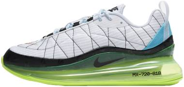 Nike MX-720-818 - White Black Ghost Green Oracle Aqua (CT1266101)