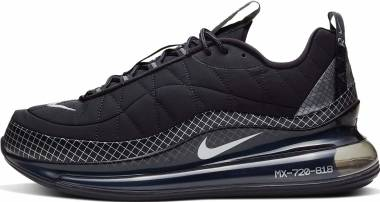 Nike MX-720-818 - Black Metallic Silver Black Anthracite (CI3871001)