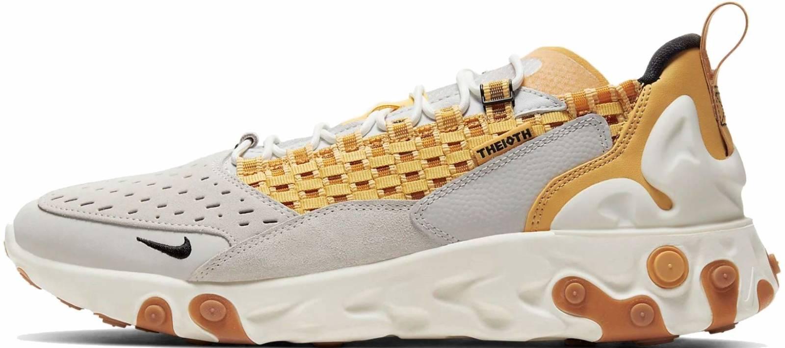 Nike React Sertu sneakers in 4 colors (only $87) | RunRepeat