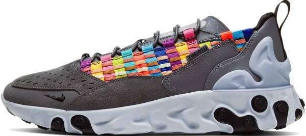 Nike React Sertu - Iron Grey Black Lt Smoke Grey (AT5301004)
