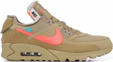 Nike Air Max 90 Off-White - Parachute Beige Bright Mango (AA7293200)