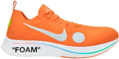 Nike Zoom Fly Off-White - Orange (AO2115800)