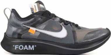 Nike Zoom Fly Off-White - black, white-cone-black (AJ4588001)