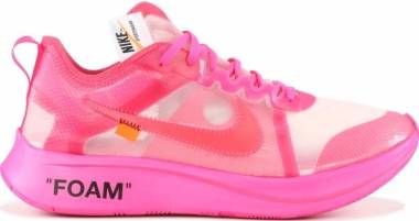 Nike Zoom Fly Off-White - Pink (AJ4588600)