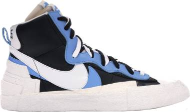 Nike Blazer Mid Sacai - Black University Blue Sail White (BV0072001)