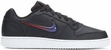 Nike Ebernon Low Premium - Oil Grey/Purple (AQ1774003)