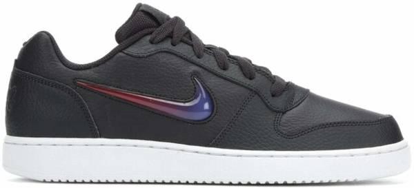Nike Ebernon Low Premium - Oil Grey/Purple