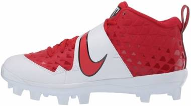 Nike Force Trout 6 Pro MCS - University Red/University Red-white (AT3461600)