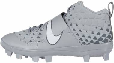 Nike Force Trout 6 Pro MCS - Wolf Grey/White-cool Grey (AT3461001)
