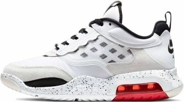 Jordan Max 200 - White/Black-challenge Red-vast Grey (CD6105100)