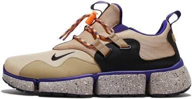 Nike Pocket Knife DM - Beige Linenblackkhakicourt Purple (898033201)