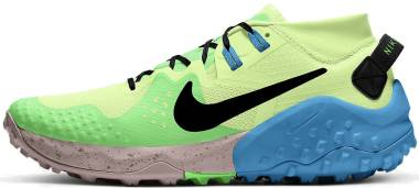 Nike Air Zoom Wildhorse 6 - Green (BV7106700)