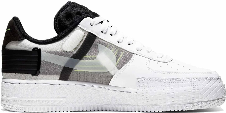 Nike Air Force 1 Type sneakers in white | RunRepeat