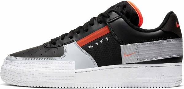 Nike Sportswear Air Force 1 Type n.354 Hommes Baskets Blanc