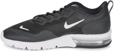 Nike Air Max Sequent 4.5 - Schwarz Black White 3 (BQ8822001)