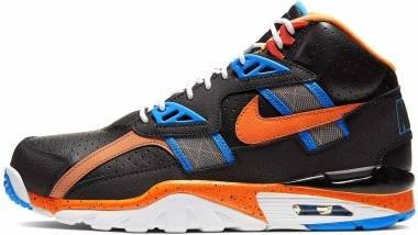 Nike Air SC Trainer High - Black/Alpha Orange-rust Factor (CU6672001)