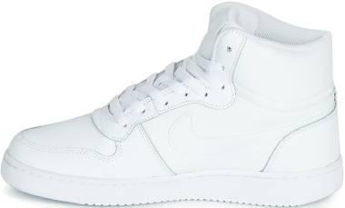 Nike Ebernon Mid - White