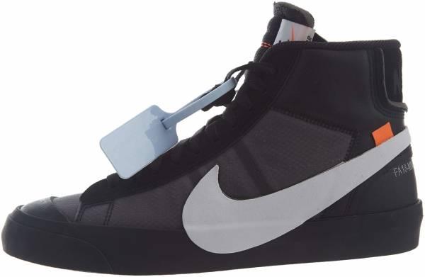 Nike Blazer Mid Off-White - black, cone-black-white (AA3832001)