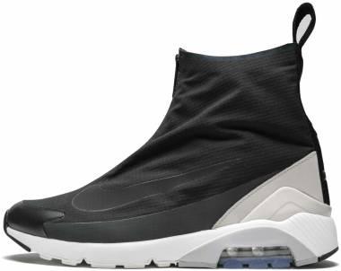 Nike Air Max 180 High - Black/Black-pale Grey (BV0145001)