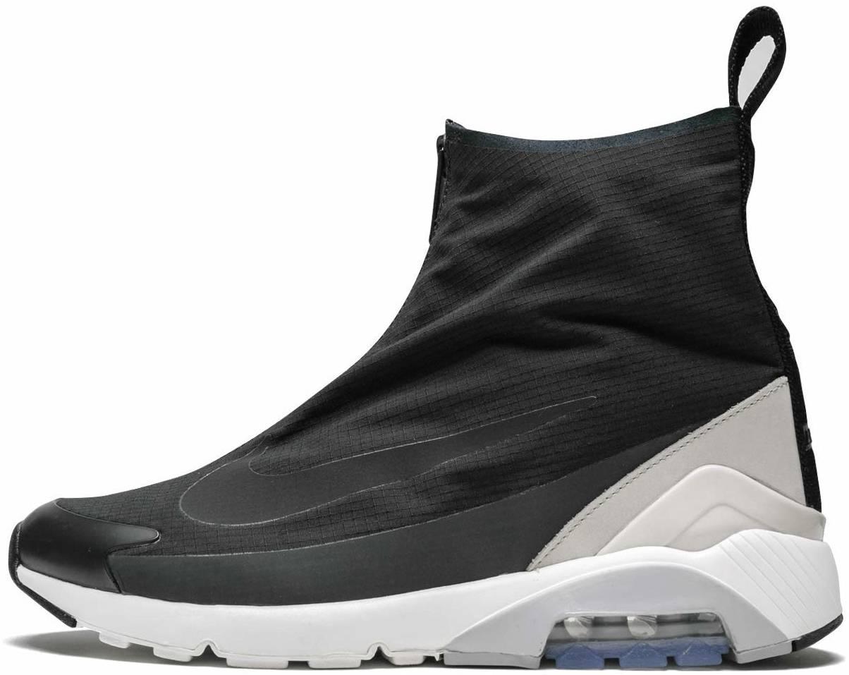 Nike Air Max 180 High sneakers in black | RunRepeat