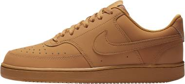 Nike Court Vision Low - Brown (CD5463200)